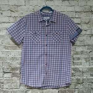 *3 for $15* New PD&C Stretch Button Down Shirt
